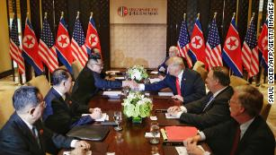 Trump seemingly justifies brutal actions by Kim and says he's 'very smart'