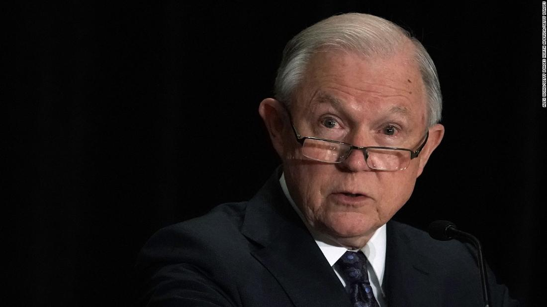 Jeff Sessions announces religious land-use initiative