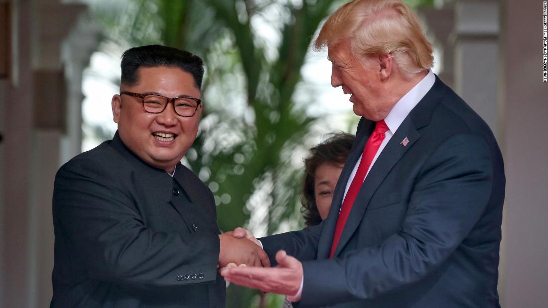 Trump declares North Korea 'no longer a nuclear threat'