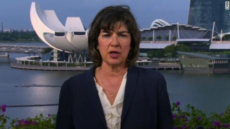 Amanpour: Trump's response worrying, depressing