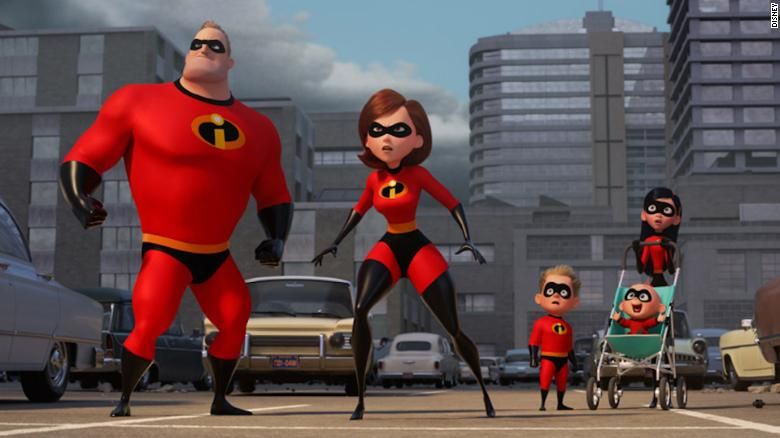 'The Incredibles 2'