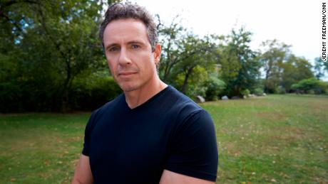 "Chris Cuomo is the host of HLN's ""Inside Evil"""