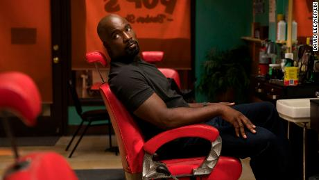 Mike Colter in 'Marvel's Luke Cage'