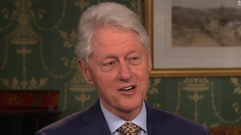Clinton: Sexual harassment norms have changed