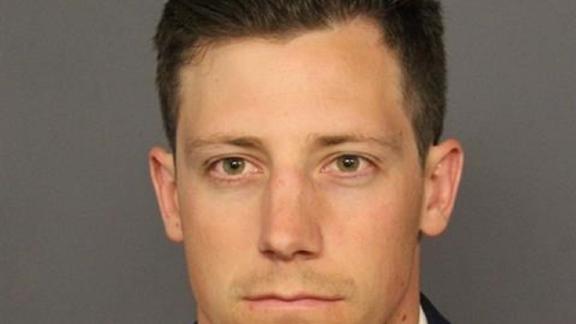 FBI agent Chase Bishop, 29, shot a bar patron in a dance-floor mishap in Denver.