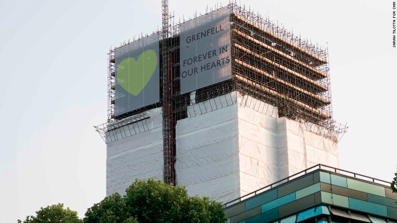 One year on: A Grenfell survivor's story