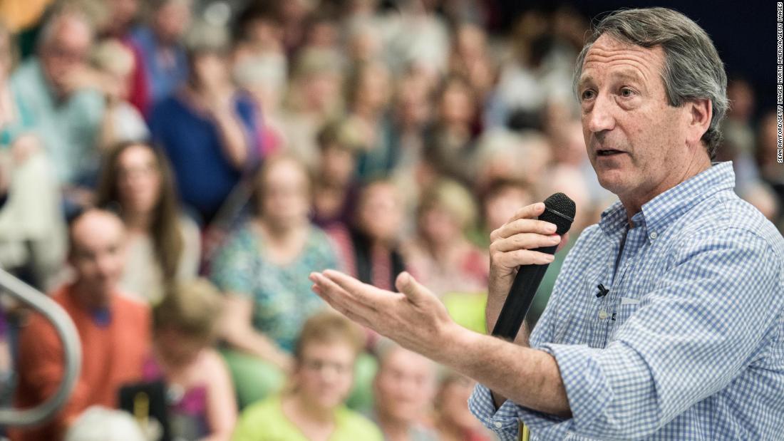 Der ehemalige South Carolina Gov. ist der Dritte Republikaner zum bereitstellen eines primären Herausforderung gegen den Präsidenten