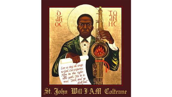Musician John Coltrane is revered by a San Francisco congregation a half-century after his death.