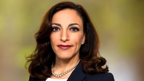 Katie Arrington appears in an image taken from her campaign site.