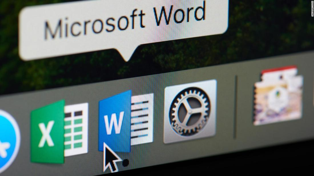 Microsoft Word will mark two spaces after periods as an error - CNN