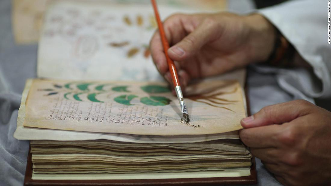 Carbon-dating has revealed the parchment dates back to the early 15th century, somewhere between 1404 to 1438. Analysis of the ink used also confirmed it was consistent with what was used during that period.