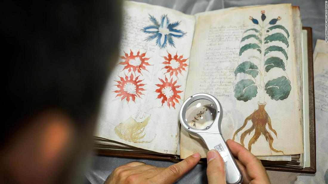 Known as the Voynich manuscript, it's named after Wilfrid Voynich, the collector and bookseller who acquired it in 1912.