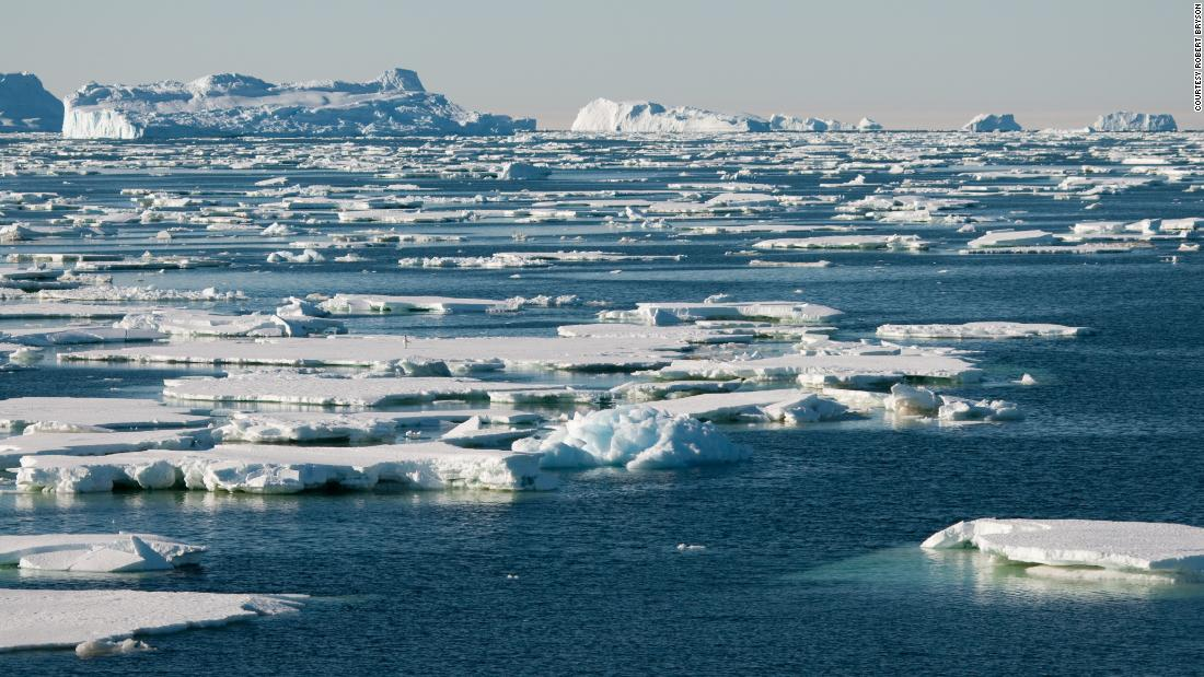 Scientists lay out how to save a melting Antarctica -- and the rest of the world