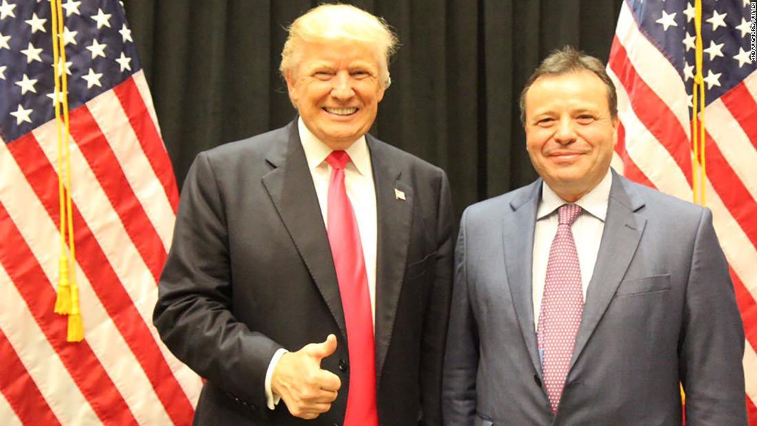 British political operatives met with Russian ambassador days after Trump visit