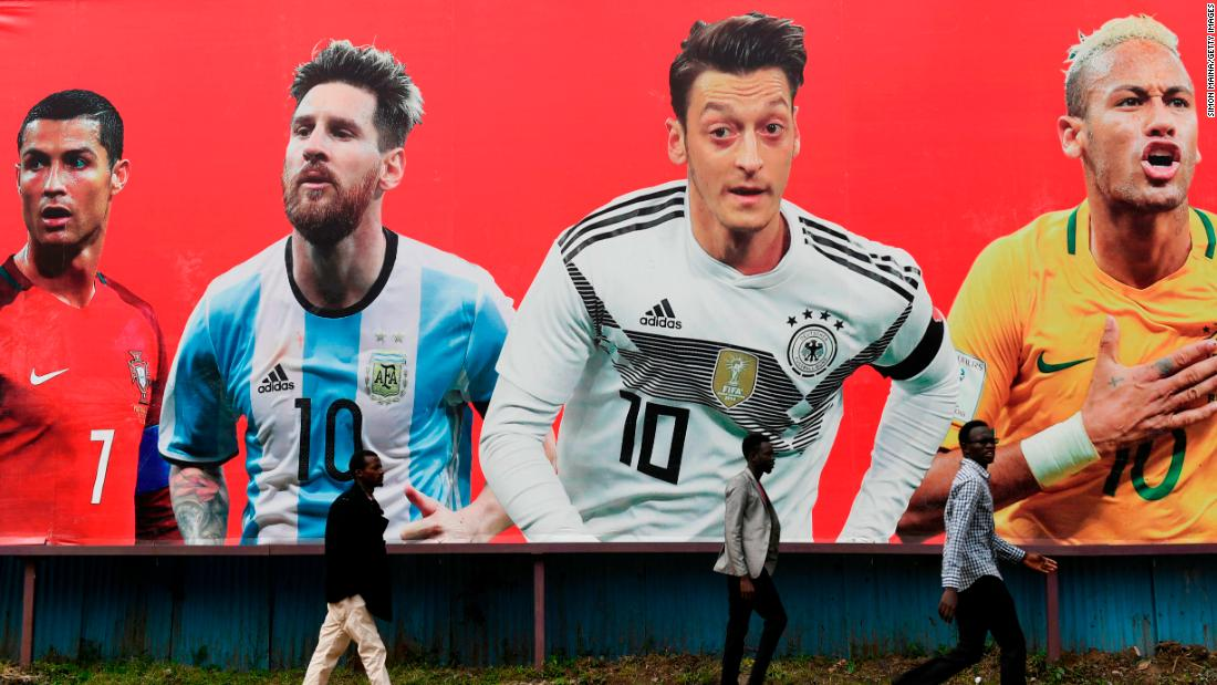 World Cup 2018 set for kick off in Russia