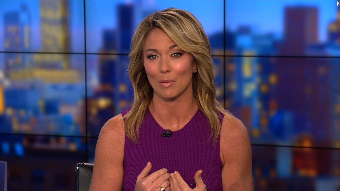 image of Why CNN anchor told colleague her salary