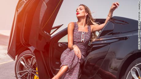 Driving with the Arabian Gazelles, Dubai's all-female supercar club