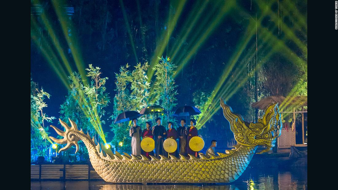Asia's latest state-of-the-art water show