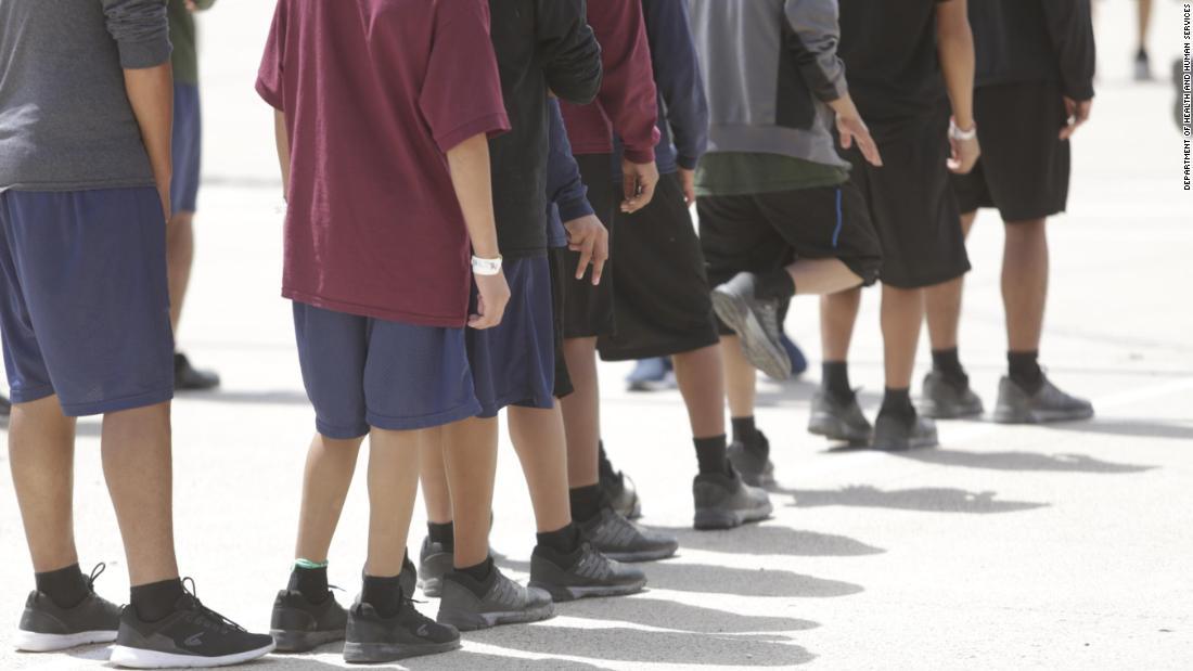 Inside a massive Texas shelter for immigrant children - CNN