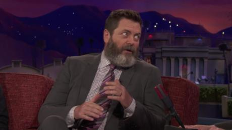 conan nick offerman chris pratt parks and rec meat diet _00003713.jpg