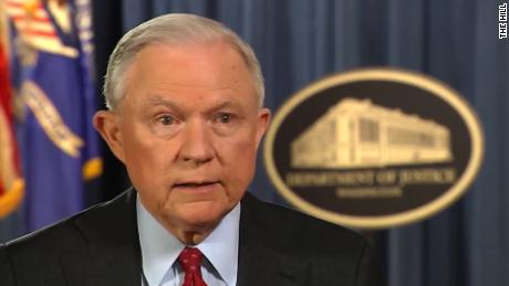Sessions: Clinton probe report will reassure US