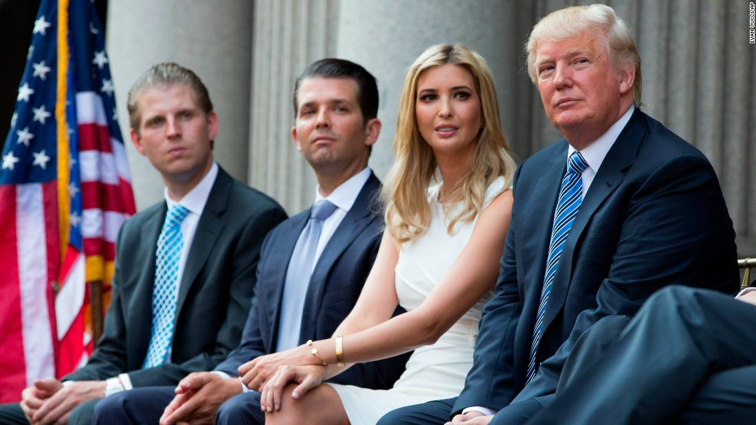New York sues Trump family foundation