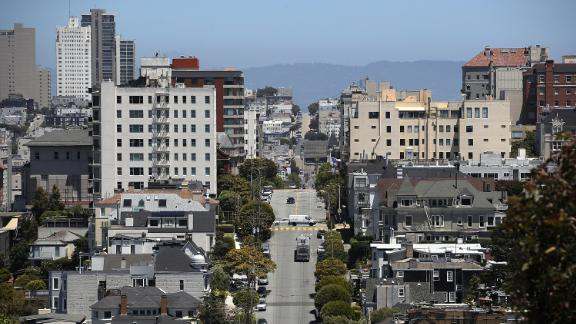 According to a new survey, renters in San Francisco need an income of $60 per hour to afford a two-bedroom apartment in the city, which has the highest housing costs in the country.