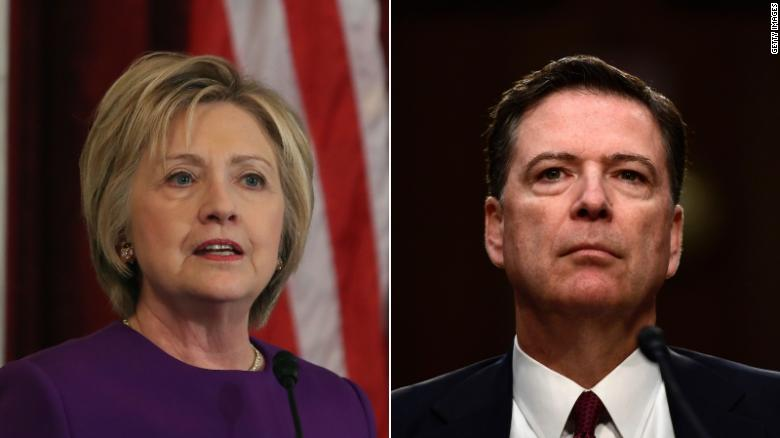 Report: FBI broke from norms in Clinton probe