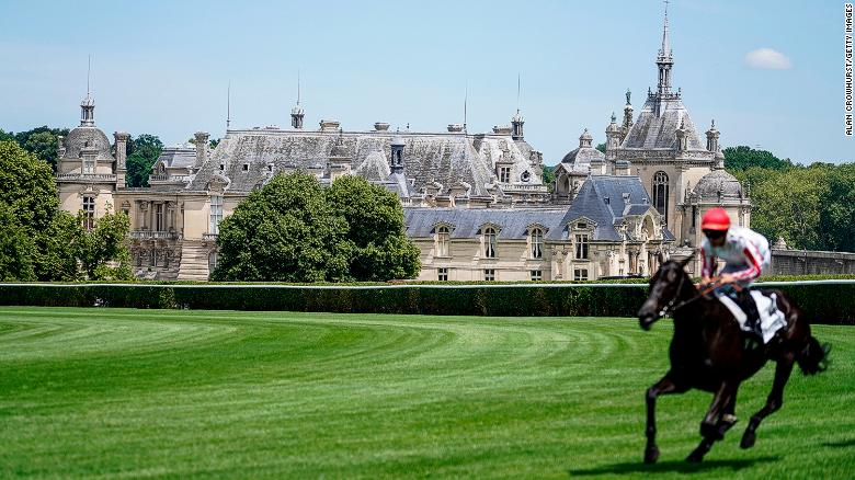 Chantilly racecourse to the north of Paris is the home of French racing and hosts some of Europe's most prestigious events. The Longines Prix de Diane is a French Classic and the equivalent of the English Oaks. It also hosts the Prix du Jockey Club, the French Derby.