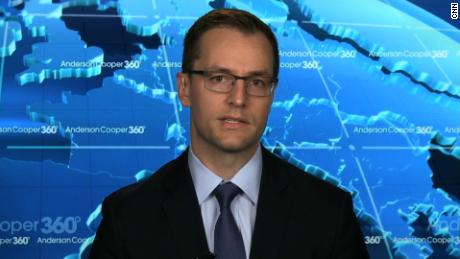 Robby Mook Clinton campaign manager AC