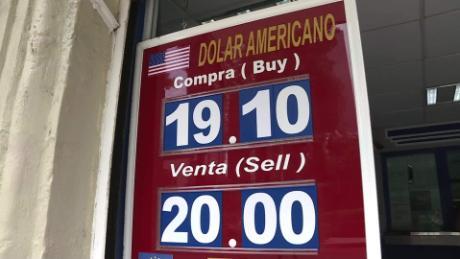 Peso Mexicano Se Tambalea Ante