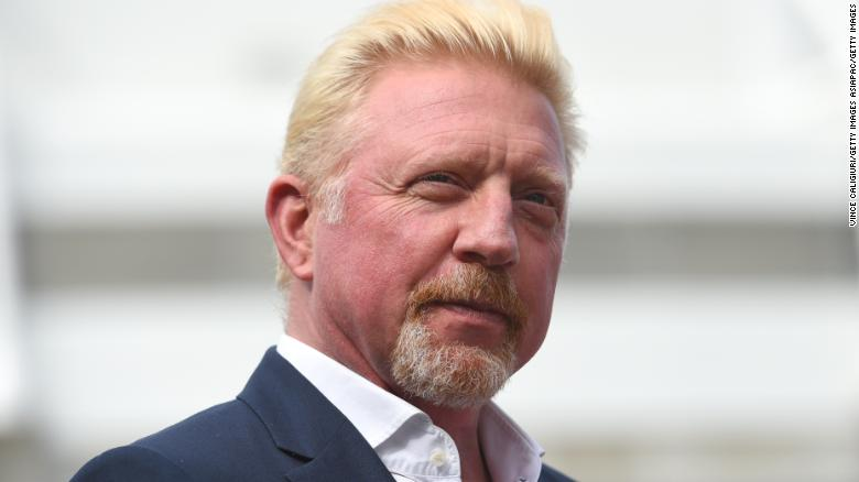 Boris Becker Won Three Wimbledon Titles During An Illustrious Playing Career