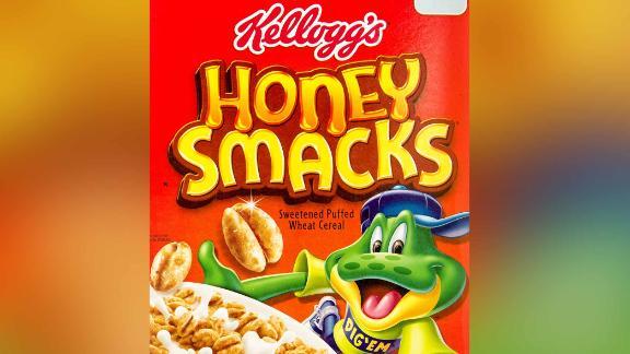All Kellogg's Honey Smacks have been recalled.