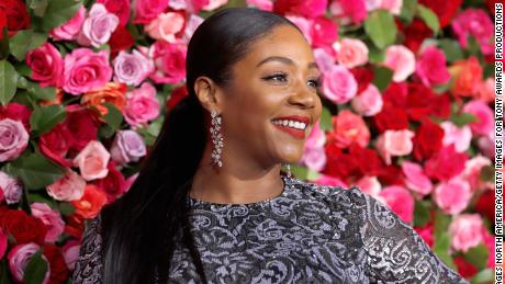 Tiffany Haddish hosts the 2018 MTV Movie and TV Awards