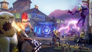 Video game stocks get crushed as Fortnite still reigns - CNN