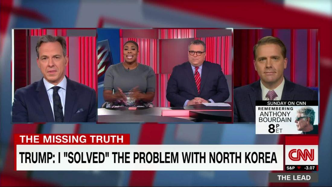 Jennings: Other presidents didn't praise Kim, but most ...
