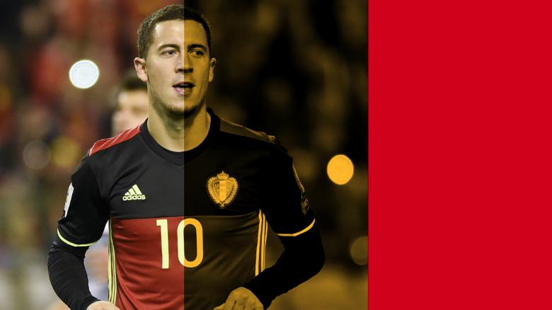 more photos d9757 70681 World Cup One-on-One: Eden Hazard and Belgium