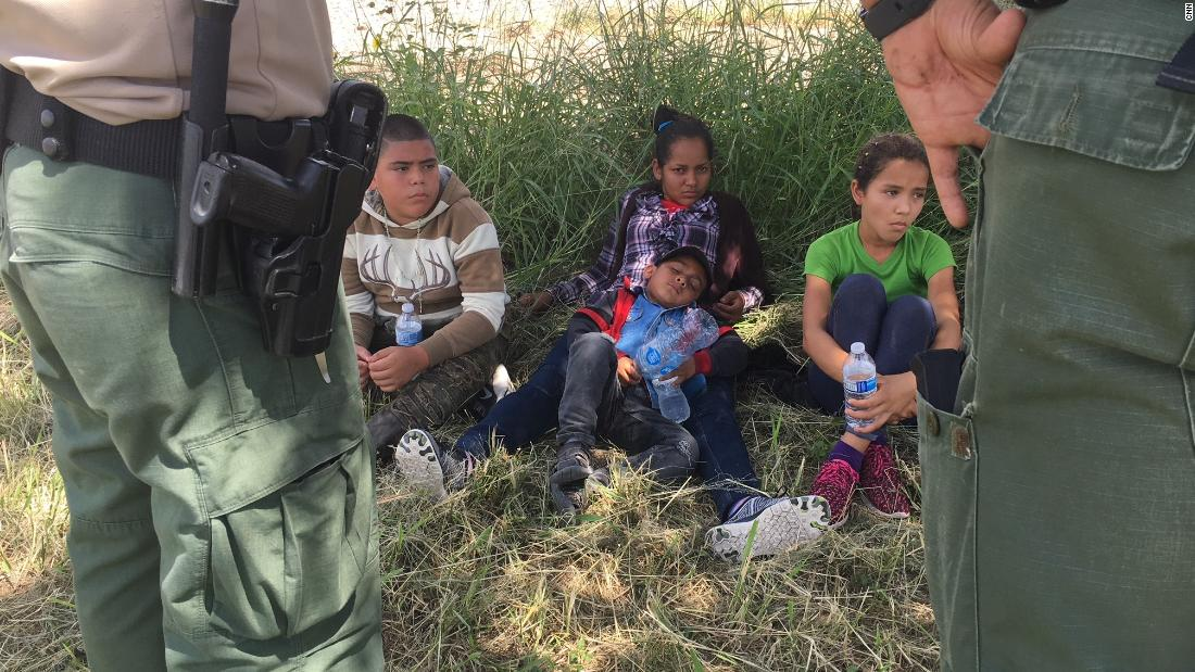 Federal judge orders reunification of parents and children, end to