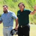 Phil Mickelson Andrew Johnston US Open