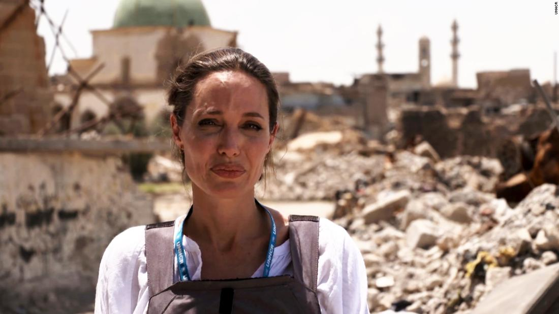 Angelina Jolie is Time magazine's newest contributing editor