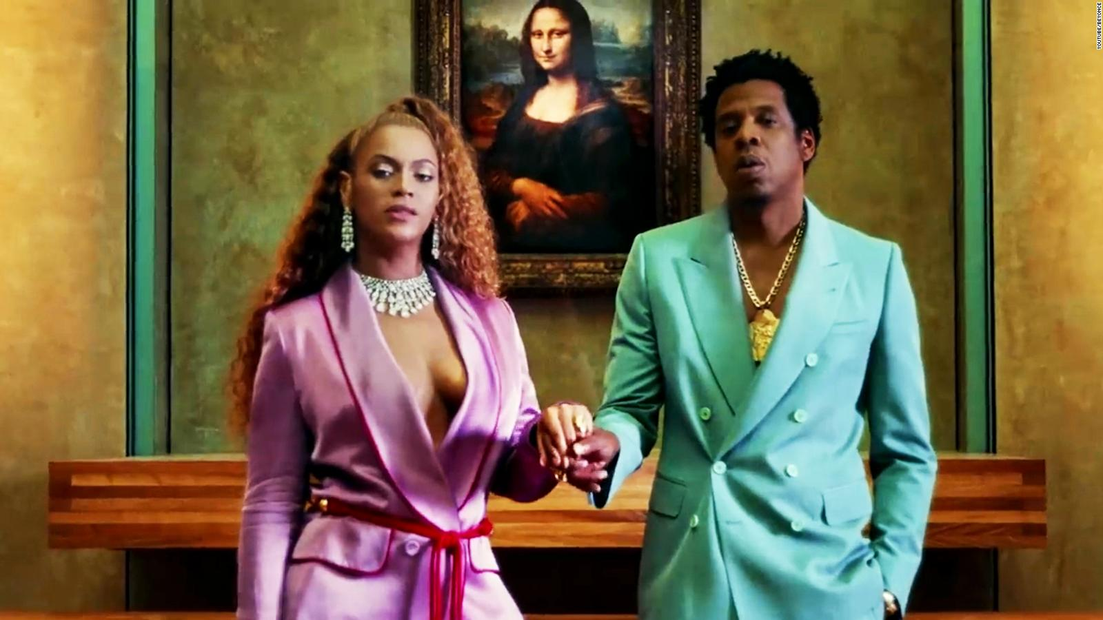 Louvre Launches Beyonce And Jay Z Tour Cnn Travel