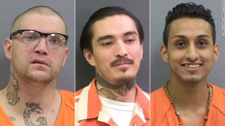 3 inmates escape from jail in boxers