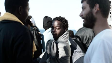 Italian interior minister tells rescue ship to 'bring migrants to the Netherlands'
