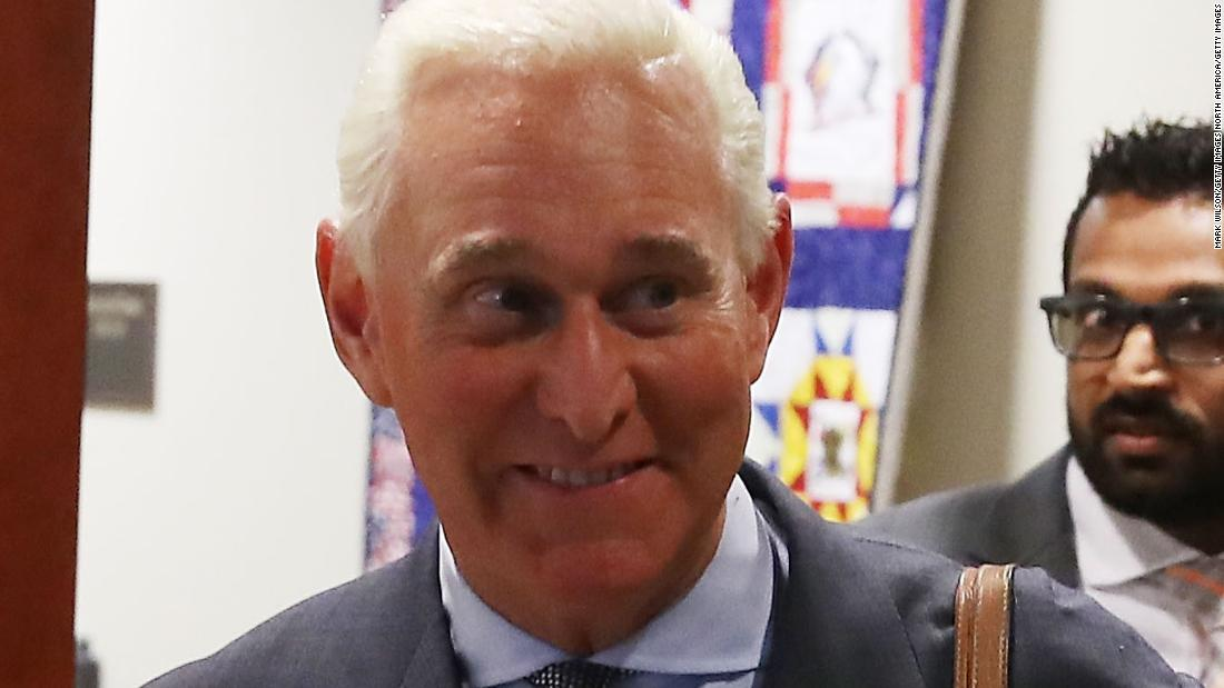 WaPo: Former Trump operative Roger Stone met with Russian who wanted $2M for Clinton dirt