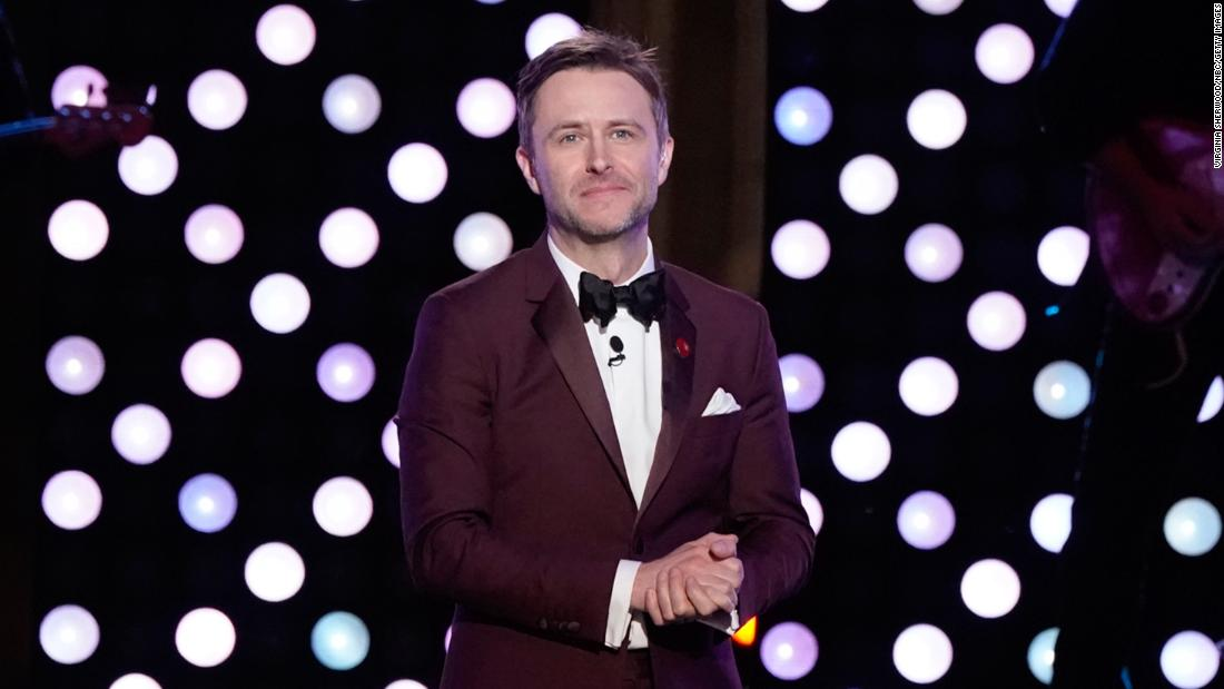 AMC suspends Chris Hardwick's show after ex-girlfriend makes accusations of abuse