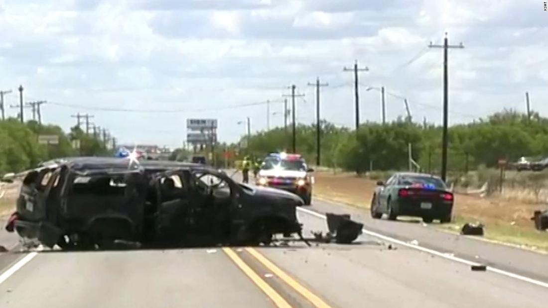 Sheriff: At least 5 dead in Texas border crash - CNN Video