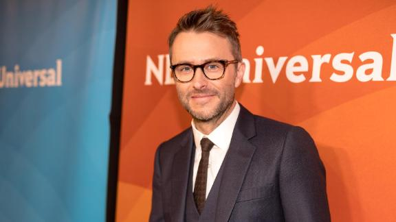 PASADENA, CA - JANUARY 09:  Chris Hardwick attends the 2018 NBCUniversal Winter Press Tour at The Langham Huntington, Pasadena on January 9, 2018 in Pasadena, California.  (Photo by Christopher Polk/Getty Images)
