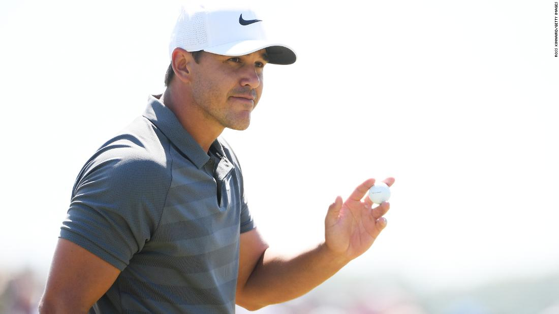Koepka is the first player since Curtis Strange in 1988 and 1989 to win back-to-back US Open titles.