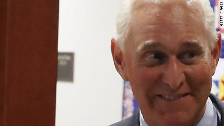 Roger Stone's messages suggest he is unnamed person in new Russia indictment