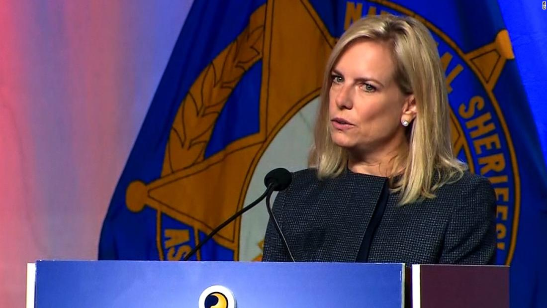 DHS secretary: Russia continues to view US elections as a target of cyberattacks